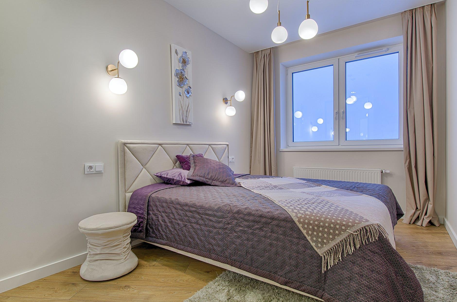 Правильный выбор штор в комнату
